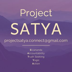 Project SATYA Facebook group